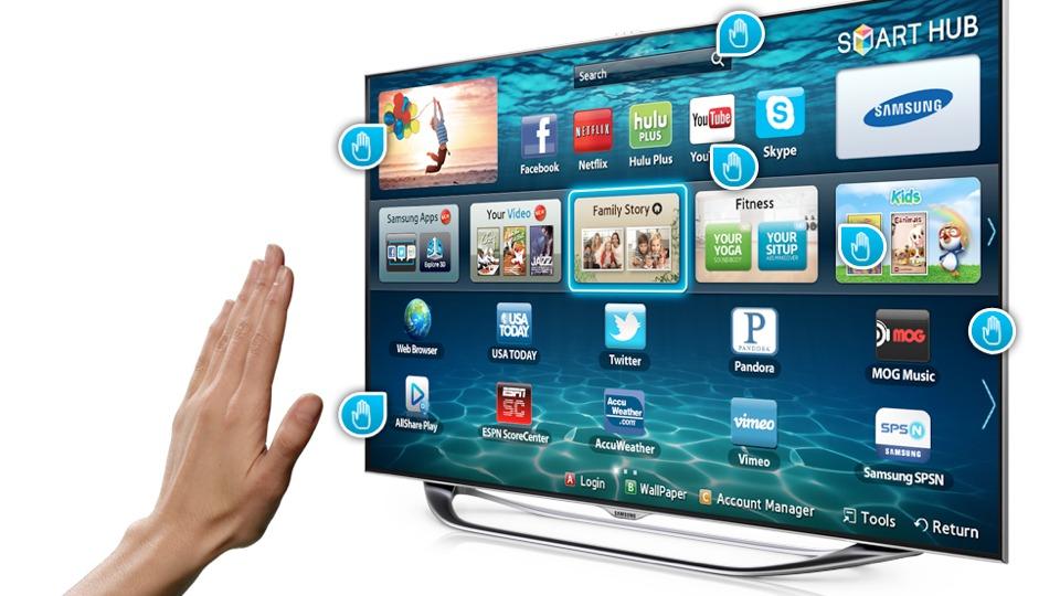 Smart televizoriai