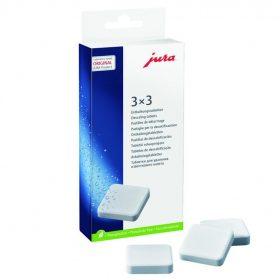 JURA 3 ciklų Nukalkinimo tabletės