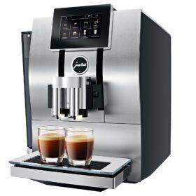 Kavos aparatai Jura Z8